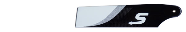 95mm Premium Carbon Fiber Tail Blades