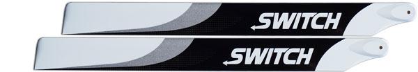 553mm Premium Carbon Fiber Blades